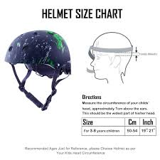 Exclusky Kids Bike Helmet 3 8 Years Boys Girls Safety Helmets For Multi Sports Cycle Skating Scooter Cpsc Certified