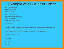 Different Format Of Business Letter Choice Image - Letter Format ...