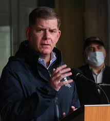 Boston Mayor Marty Walsh update ...