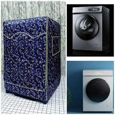 Vỏ bọc, áo trùm máy giặt cửa ngang ( Vải dù không nổ, chống thấm ) dành cho Máy  giặt LG Inverter 9 kg giá cạnh tranh