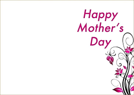 Homemade Card Templates Medium Size Of Outstanding Free Printable Mothers Day Gift