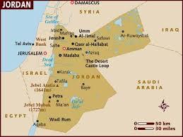 Jordan's map