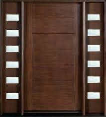 Single Front Door Designs Teak Wood Main Door Designs House Designs