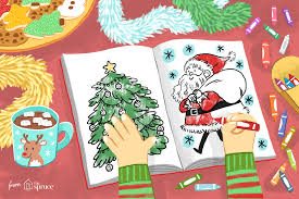 .decorations coloring book for kids with colored markers drawing videos for children, coloring pages videos preschool learning colors. Top 28 Places To Print Free Christmas Coloring Pages