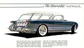 Concept Car(s) of the Week: The Corvette Quartet (1954) - Car ...