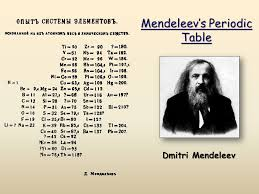 Periodic Tables - Presentation Chemistry - SliderBase