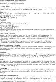 Video Editor Resume Templates Freelance Video Editor Resume How To Add Freelance Work To Resume