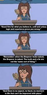 Cartoon Quotes Fascinating Truer Words That R Spoken Daria Pinterest Daria Quotes