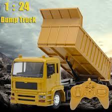 1/24 8CH <b>Remote</b> Control <b>Dump</b> Truck RC Construction Vehicles ...