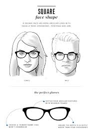 frames for round faces faceshape guide thelook square