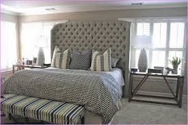Lovable Tall Tufted Headboard King Epic Tall Headboards For King Beds 92  About Remodel Tufted