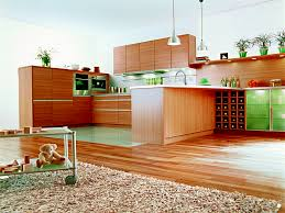Wooden Floor Kitchen Kitchen Cabinet Wood Floor Combinations Magnificent Home Design