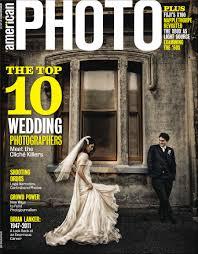 Jonetsu Studios Among American Photo Magazine Top Ten Wedding Custom Wedding Magazine Photography Cover Photo