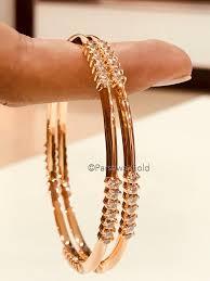 Diamond Bangles Designs Images Diamond Bangles By Parshwa Gold Bangalore Gold Bangles