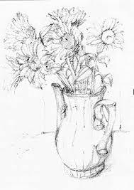 向日葵 描き方 水彩アクリル画 By田熊 順 塗り絵で癒し 風景画 花の絵