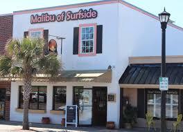 Malibu Malibus Italian Restaurant Of Surfside Beach