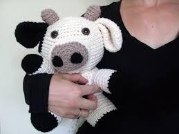 Crochet Cow Pattern Interesting Inspiration Design
