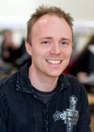 Andy Field (Author of Discovering Statistics Using SPSS)