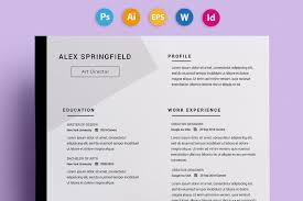 Template 50 Creative Resume Templates You Wont Believe Are Microsoft
