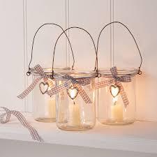 Decorating Jam Jars For Candles Nautical Jar Tea Light Holder Candle Lanterns Jar And Contemporary 19