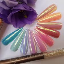 Aurora Chrome Pigment Dust