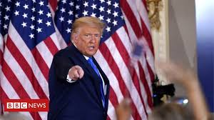 US election 2020: <b>Beer</b> and angst as White House <b>party</b> defies ...