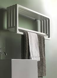 MONTECARLO Horizontal towel warmer By Tubes Radiatori design Peter