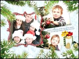 christmas card collage templates videos christmas photo collage templates free berebellious co