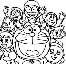 Coloring doraemon games adalah gim yang memberi anda peluang untuk menghidupkan sejumlah karakter anime kesukaan anda. Doraemon Coloring Pages 1092x1061 Download Hd Wallpaper Wallpapertip