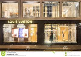 louis vuitton storefront. editorial stock photo louis vuitton storefront
