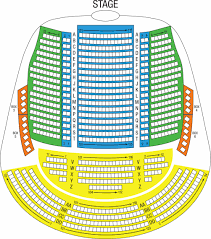 Red Rocks Seating Chart With Numbers Seating Richard Rodgers