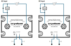solid state relay wiring diagram solid image hdc series solid state contactors crydom mouser united kingdom on solid state relay wiring diagram