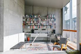 office industrial design. industrial office design home with gepolsterter stuhl ausgefallene lampe grauer sessel i