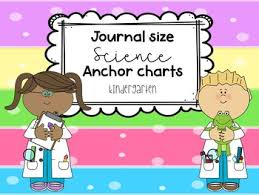 What Do Scientists Do Anchor Chart Journal Size Science Anchor Charts Kindergarten