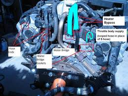 coolant leak back of engine pull trans or engine club lexus pull trans or engine backengine2