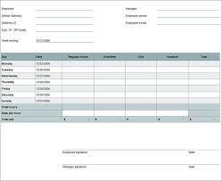 daily timesheet template free printable timesheets xls military bralicious co