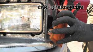 How to Replace a Burnt out Headlight, Brights, Turn Signal on a ...
