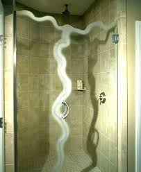 how much does it cost to install a new shower cost to install door cost to
