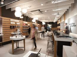 Smartphone concept store by brigada | Store Design | Pinterest |  Smartphone, Store and Retail