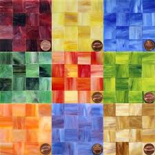 stained glass mosaics stained glass mosaic stepping stone patterns