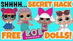 Surprise Images Free Free Lol Surprise Dolls Magic Trick L O L Surprise Ball Pop Game