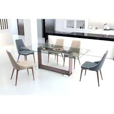 table base for glass top modern dining pedestal wood bases tops round