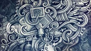 Doodles Graphic Design Illustration ...
