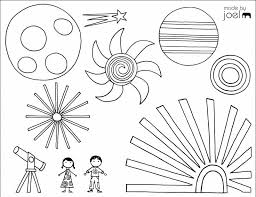 Small Picture 9 cool free summer coloring pages for kids Free printable