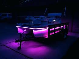 led boat deck lights. Led Boat Deck Lights Rope Light Under The Pontoon Forum Gt Get Help With .