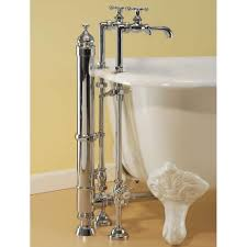 solid brass leg tub traditional tower drain overflow drain multiple finishes