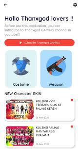 Dengan aplikasi ini, kamu bisa mendapatkan skin free fire secara gratis, tanpa mengeluarkan uang sepeser pun. Skin Tools 3 1 3 Descargar Para Android Apk Gratis