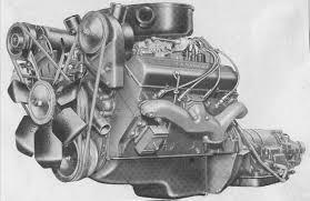 64 v8 engine diagram 64 automotive wiring diagrams description caddy engine v engine diagram