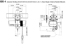 coffing hoist wiring diagram wirdig wiring diagram additionally overhead crane wiring diagram on demag