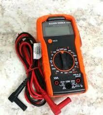 klein tools mm300 manual ranging